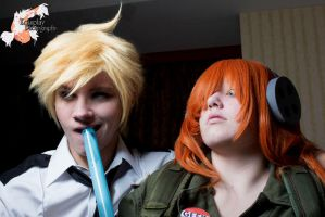 Delicious by OotoriGroupCosplay