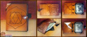 The Dungeon Master's Tome by RawringCrafts