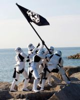 Iwo Jima Stormtroopers by Destroid666