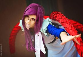 Tokyo Ghoul: Kamishiro Rize by hibiscus-sama