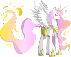 Celestia Vector by SUBJECT-241