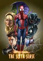 Spiderman 6th Sense by Deputee