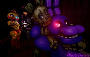 SFM/FNAF: The Deadly Situation (Request) by MadsDaisie