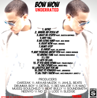Bow Wow Underrated back by AACovers