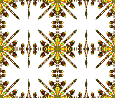 Lysergica Semitransparent Pattern 7 by PhotoComix2