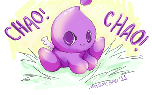 CHAO CHAO by MANLYCHAN
