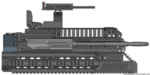 Syringe Scout Vehicle by GeneralRich