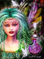 Pixie: Smell the magick by cryptic-sacrifice