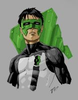 Kyle Rayner by diabolicol