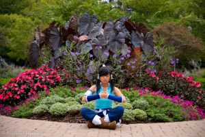 Tranquil - Legend of Korra by xMissPanda