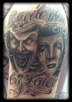 Masks by state-of-art-tattoo