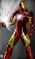 Iron Man by AMBONE105