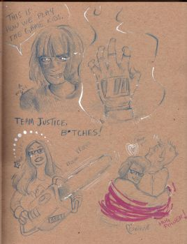 MIAD - Justice by ForeverMoMo