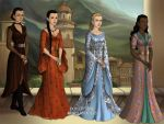 Sand Snakes by loverofbeauty