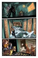 Color portfolio: Thunderbolts N. 159, pag9 by shiprock