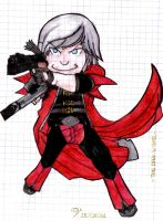 Chibi Dante_VJ inspired by TheDarkWisher