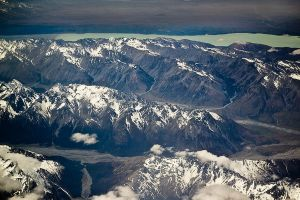 Southern Alps by kulesh