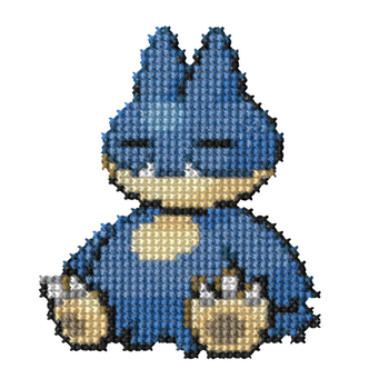 446 - Munchlax by Devi-Tiger