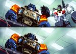 Thank you, Wheeljack. by marble-v