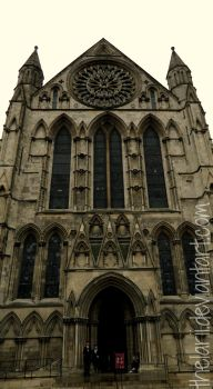 York Minster by TheLarii