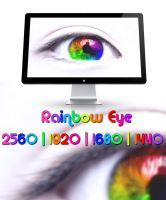 Rainbow Eye by Sashaa812