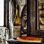 A good book and a glass of wine .... by mumel1