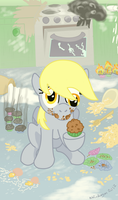 Muffin? by bibliodragon