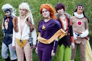 Elfquest - stay strong by Gwan-chan