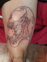 First session of Venom by flaviudraghis