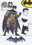 Batman (Zero Year) REDESIGN by Julalesss