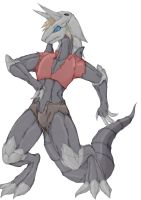 Aggron TF. by JohnSergal