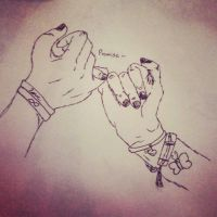 Pinky Promise~ by maxst5011