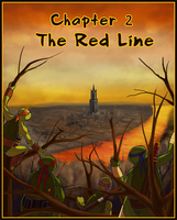 PT - Ch2  p3 : The Red Line by Rradomile