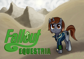 Fallout Equestria: Littlepip by Solicitude7
