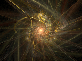 Apophysis: Warp VII by FractalMBrown