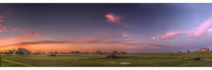 St. Andrews Old Course Sunset by Dr-Koesters