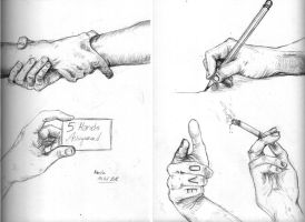 Hands assignment by Narsilia