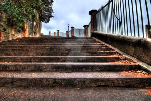 Harbour Steps by photorealm