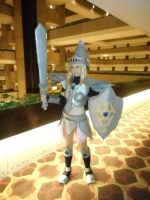 C+A+D 2014 (1) - DMG the Dragon Knight by GuardianOfCliffton