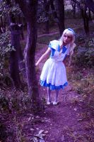 Alice In Wonderland 2 by Sefora-san
