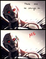 [ Avengers ] There are no strings on me by EarthXXII