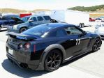 Tuned and modified Nissan GTR by Partywave