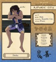 Republic City App - Detka by Aspendragon