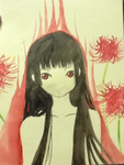 Hell Girl by minieverfeel