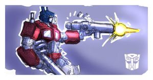 AutoBots Rollout by jdcunard