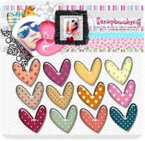 BNG Heart Scrapbooking by DasfnBa