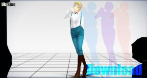 MMD Ukraine Download by ShiaHayama