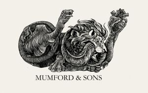 Mumford and Sons Poster by AmandaMyers