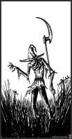 The Scarecrow by geneticmess