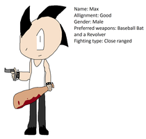 Max ref by pokemonSEGA